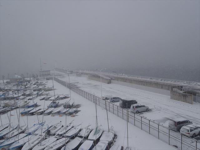 県営駐車場からのお知らせ|積雪・・・
