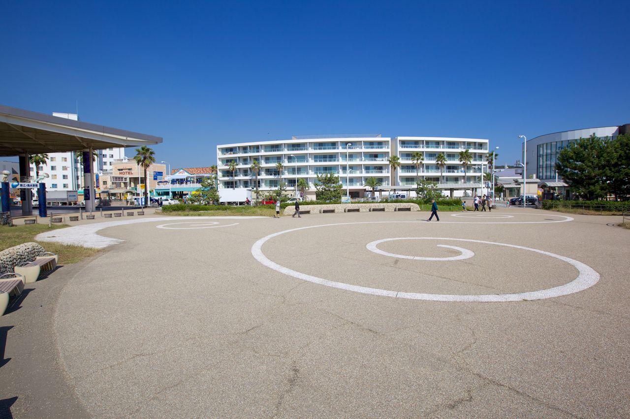 クラゲ広場