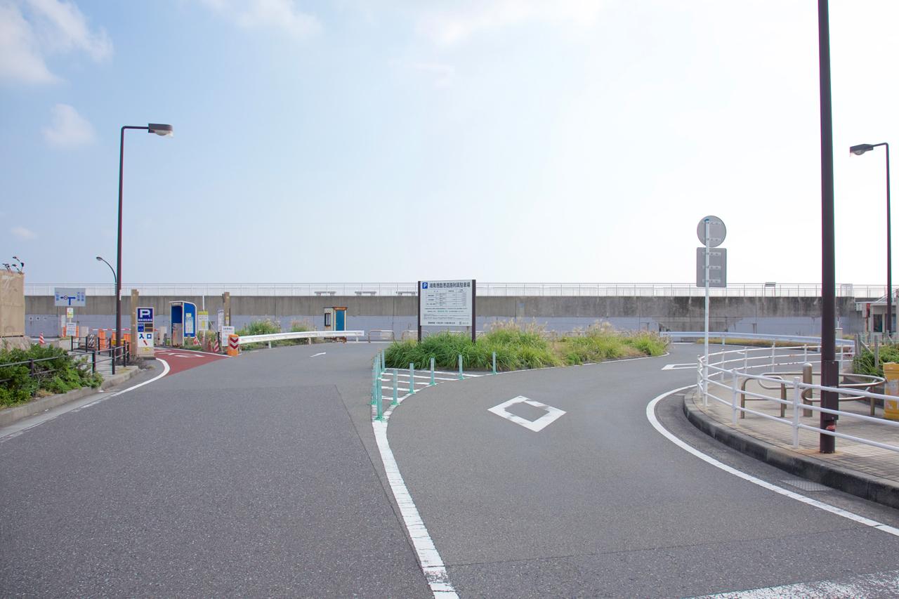 県営有料駐車場