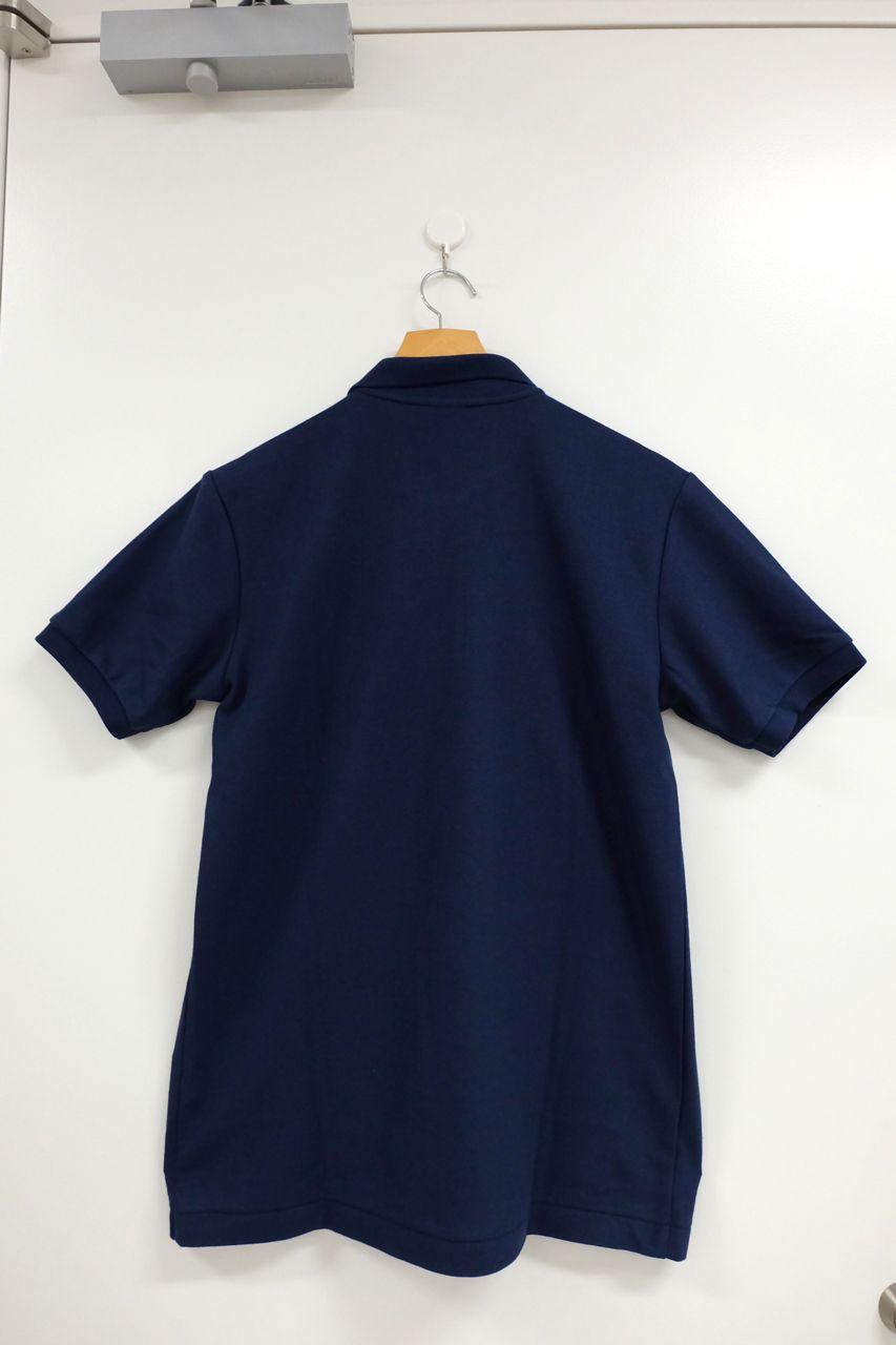 ポロシャツ裏
