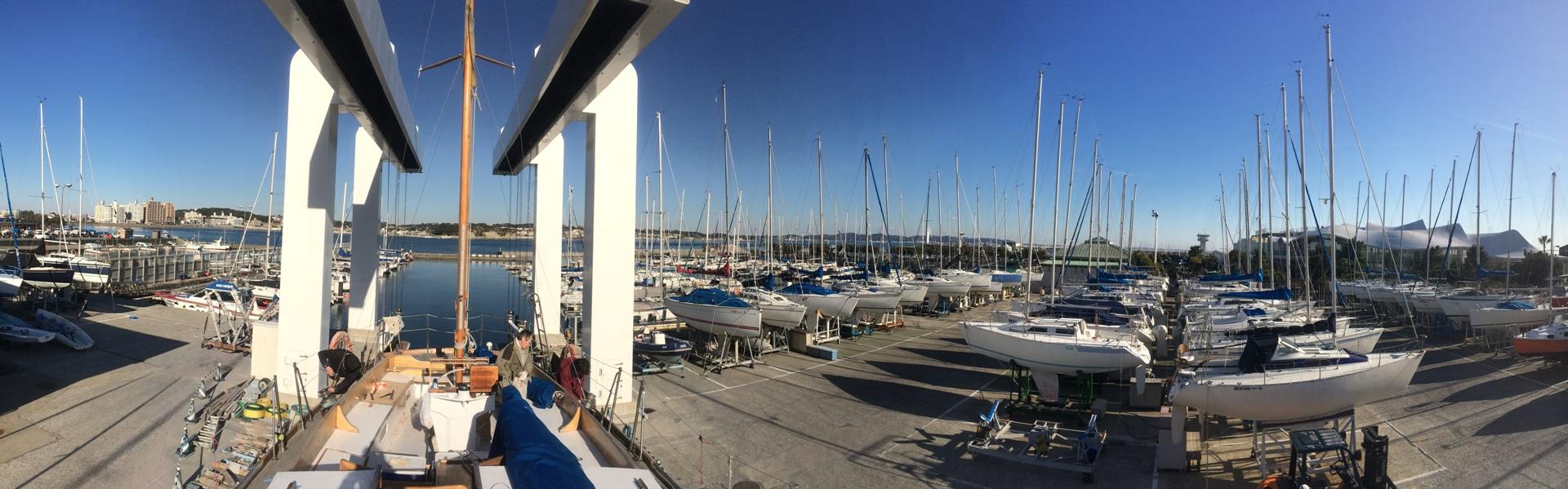 Enoshima Yacht Harbor